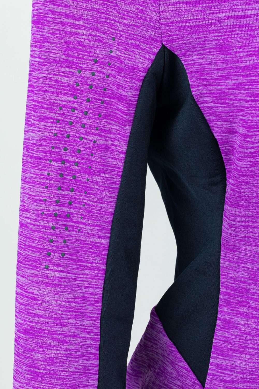 paars trainingsjack vrouwen