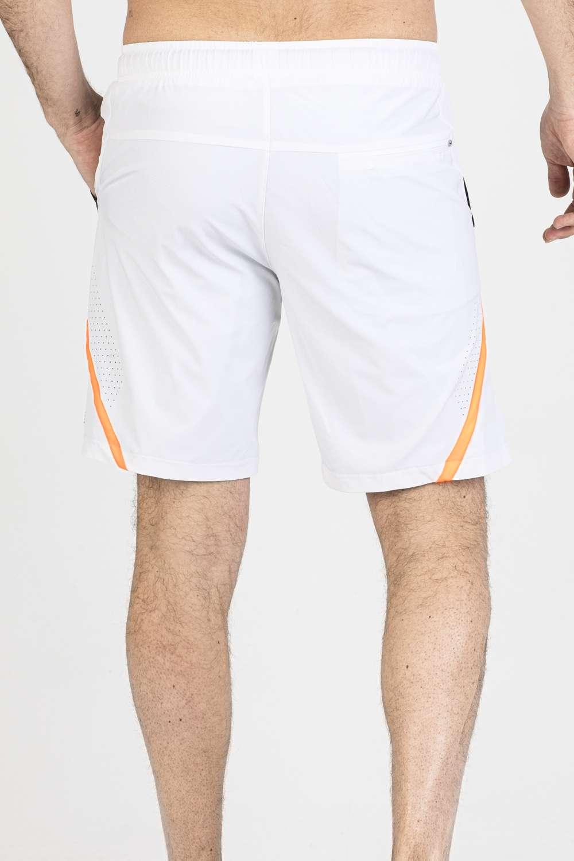 soepele short wit achterkant