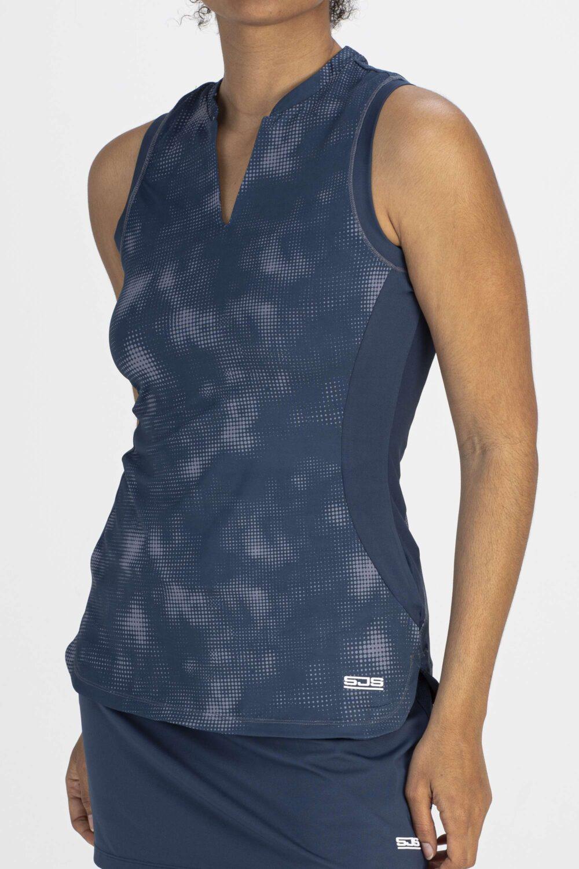 dames shirt trendy voorkant