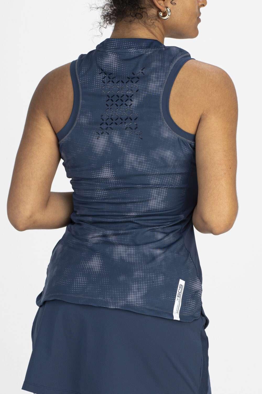 dames shirt trendy achterkant