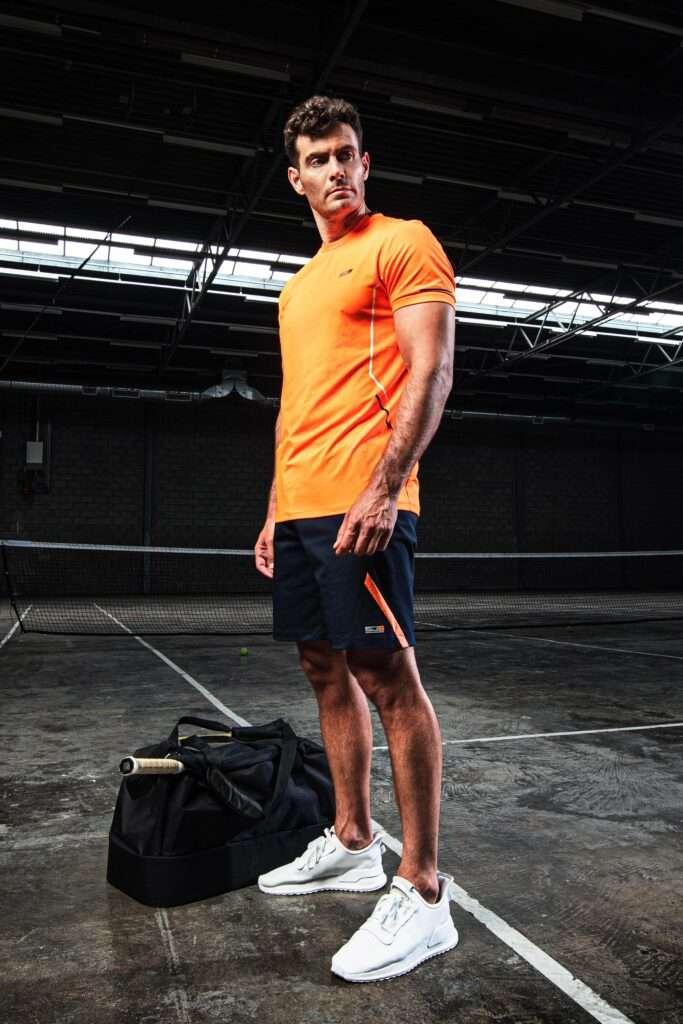 tennis outfit heren