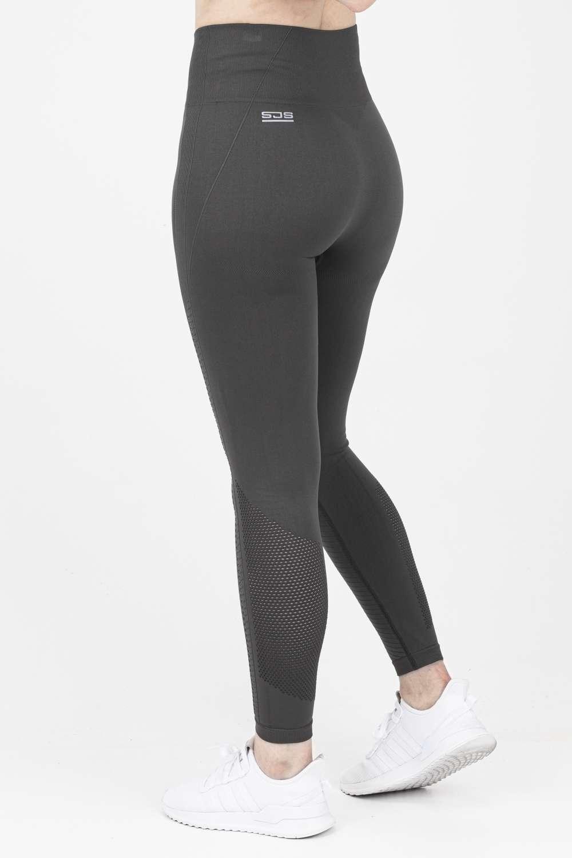 naadloze dames legging achterkant